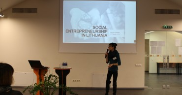 "Conference ""Development of Social Entrepreneurship in Changing Society"""