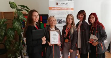 """We participated in the exhibition of higher education institutions """"Studying differently"""""""