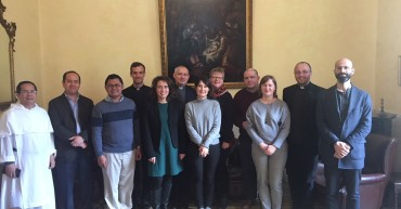We participated in IFCU training in Rome