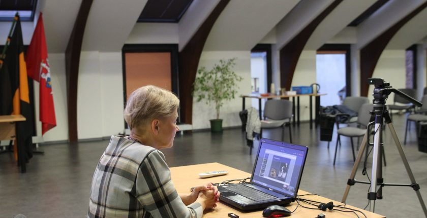 Distance Learning and Online Teacher Exchange in cooperation with the Stavropol Agrarian University