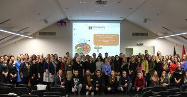 Rekordinis dalyvių skaičius Tarptautinėje studentų konferencijoje 2019!
